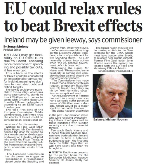 040417 EU could relax rules to beat Brexit effects